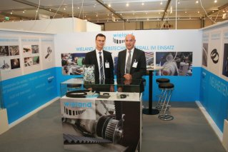 wieland messestand 2016